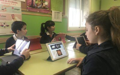 Vídeo para alumnos de 4º de Primaria curso 2020/21 sobre las tablets