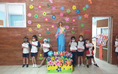 Celebración del Día de María Auxiliadora