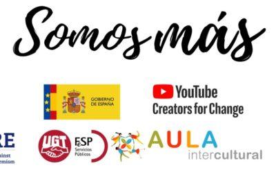 """El Colegio Salesiano """"Ramón Izquierdo"""" se suma a """"Somos Más"""""""