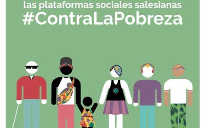 Plataformas salesianas #ContraLaPobreza