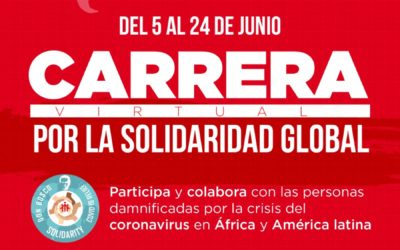 CARRERA SOLIDARIA virtual