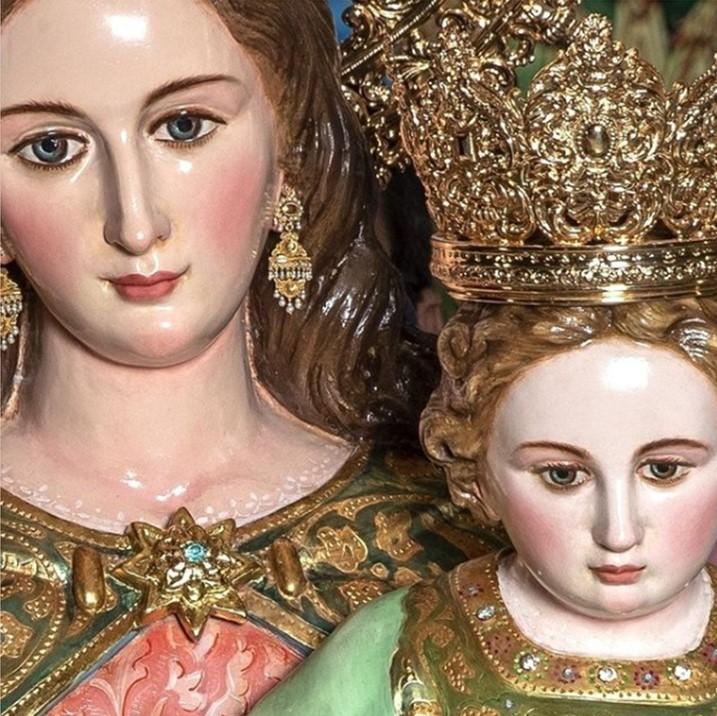 "Concurso de carteles ""Fiestas de María Auxiliadora"""